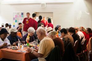Seniors Thanksgiving Dinner_YSM