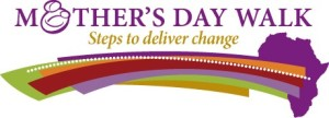 "logo for ""Steps to Deliver Change"" - national walk for Save the Mothers"
