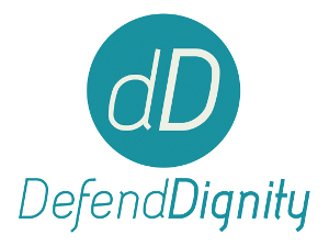 Defend Dignity logo